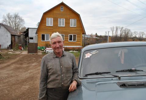 Первый фермер на деревне. История Василия Васильевича Фомичева