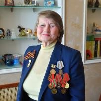 Маргарита Евгеньевна Никулина