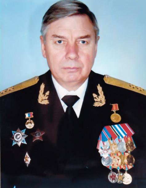 «Мынам агае – адмирал Михаил Барсков»